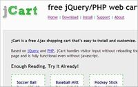 php-jquery-jcart00