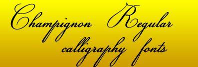 cursive-style-font03