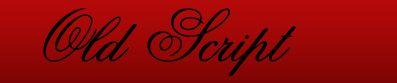 cursive-style-font05