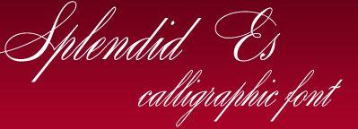 cursive-style-font15