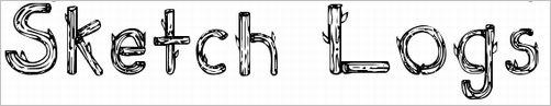 wood-font07