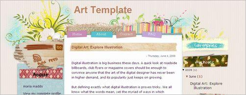 blogger-free-template-art04