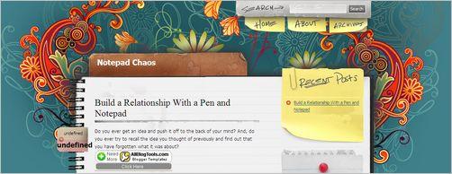 blogger-free-template-rady05