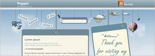 blogger-free-template-rady06