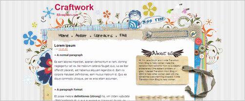 blogger-free-template-rady07