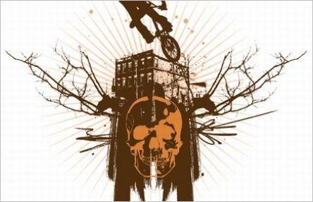 free-skull-vector11