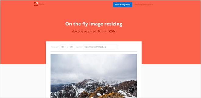 Web上にある画像を任意のサイズに変換してくれる・「Firesize」 | かちびと.net