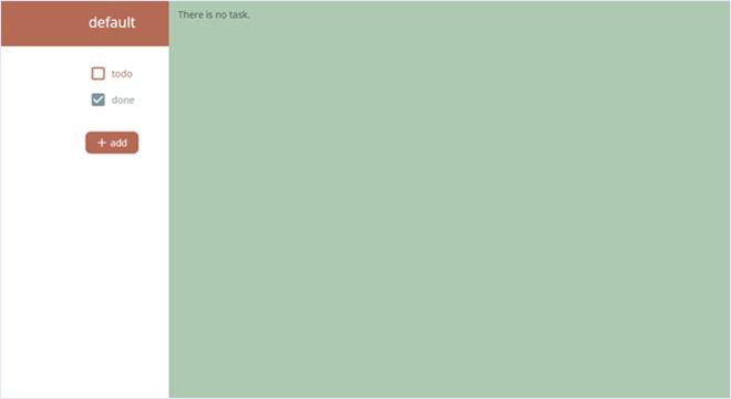 ポモドーロタイマー付きのオープンソースなシンプルTodoアプリ・「tasks」