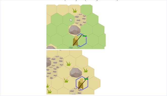 SRPGのようなターン制のシミュレーションゲームフレームワーク・「Zemeroth」